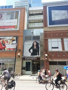 Eaton Centre Open Streets