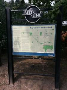 Mount Pleasant Cemetery Belt Line