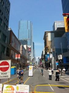 Open Streets Yonge at Queen