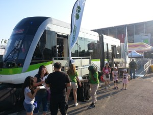 CNE 2015 Metrolinx LTR vehicle