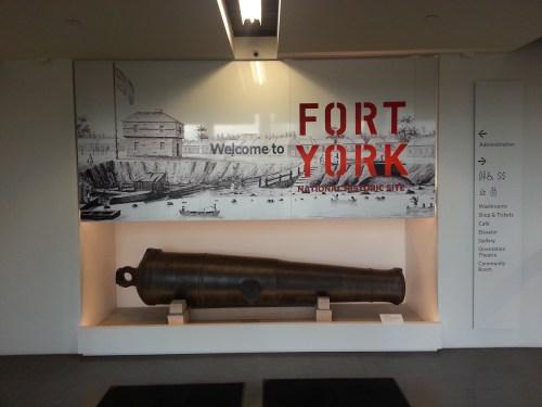 Fort York Visitor Centre 2