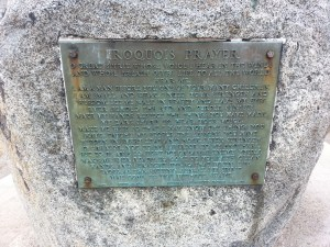 Tabor Hill Iroquois Prayer