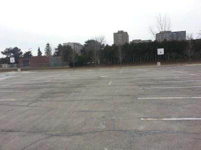 First Alliance Church Parking Lot