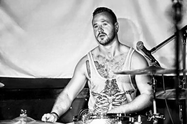 Matt: Drummer and BV's/Chants