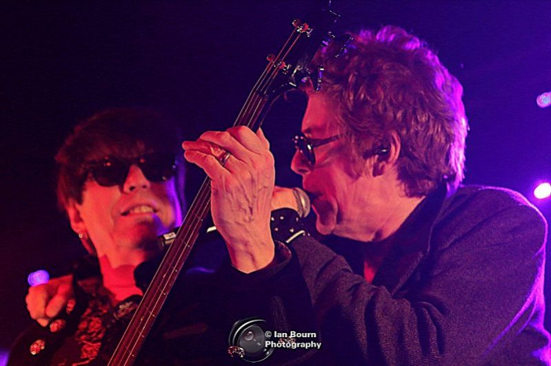 THE PSYCHEDELIC FURS: photo by Ian Bourn