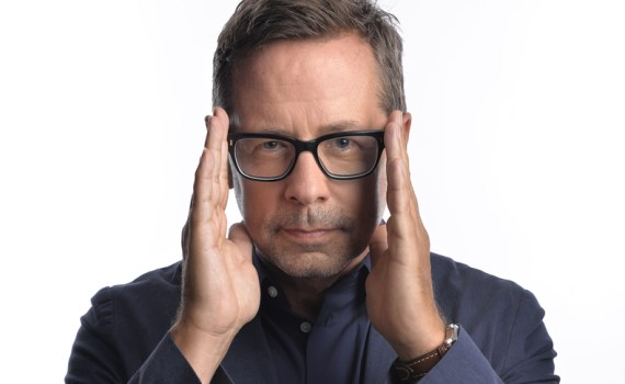 Nick Heyward: photo by Steve Ullathorne
