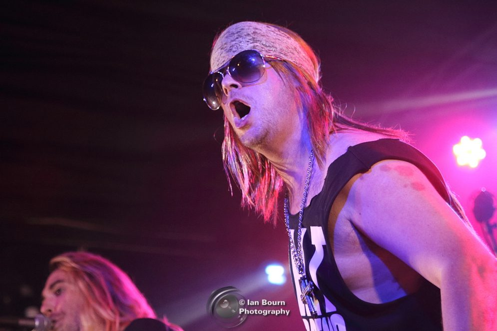 Guns2Roses: Pic by Ian Bourn for Scene Sussex