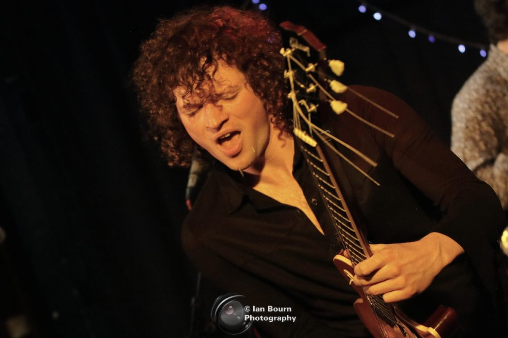 Little Triggers - Tom Hamilton: pic by Ian Bourn for Scene Sussex