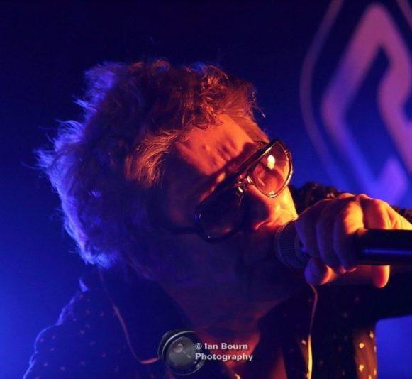 THE PSYCHEDELIC FURS: Richard Butler, lead singer