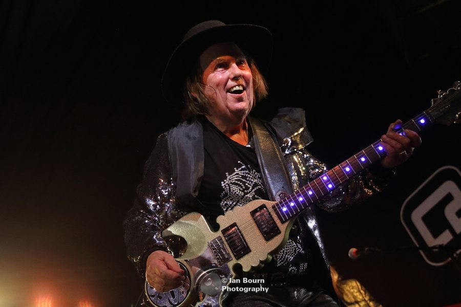 SLADE: Dave Hill - pic by Ian Bourn for Scene Sussex