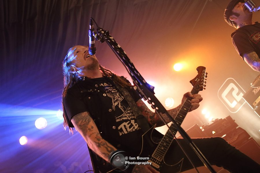 The Wildhearts: pic by Ian Bourn for Scene Sussex