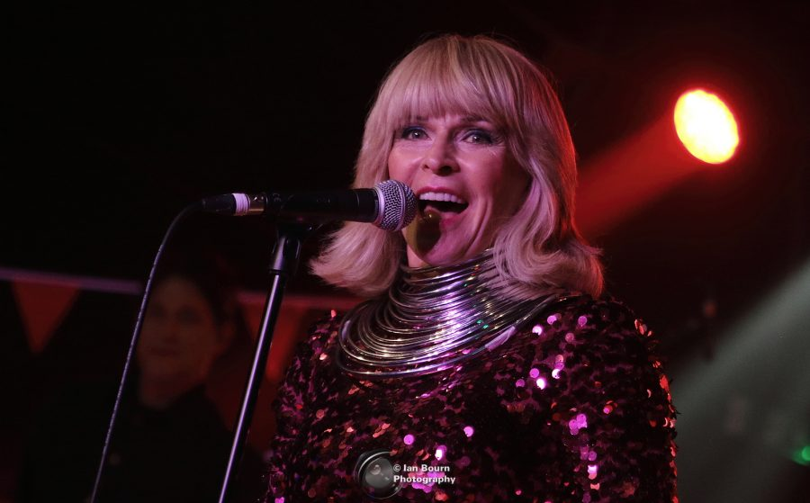Toyah: photo by Ian Bourn for Scene Sussex