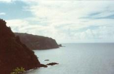 Hana Highway Overlook in Maui