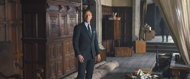 Fictional Homes James Bond S Ancestral Home Skyfall