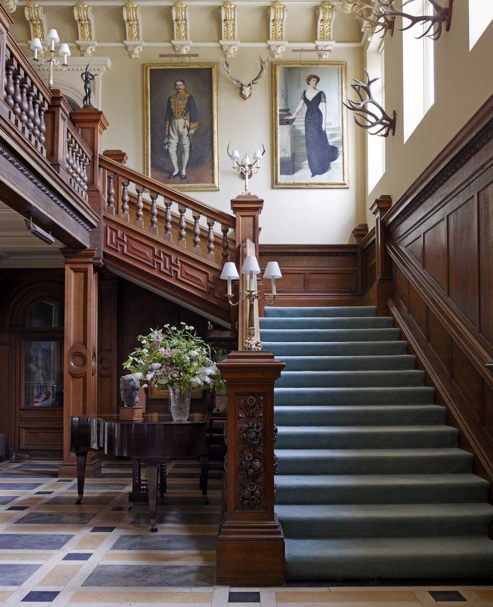 English Country Estate Somerleyton Hall East Anglia