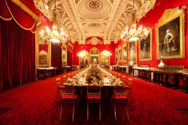 Inside Buckingham Palace Scene Therapy