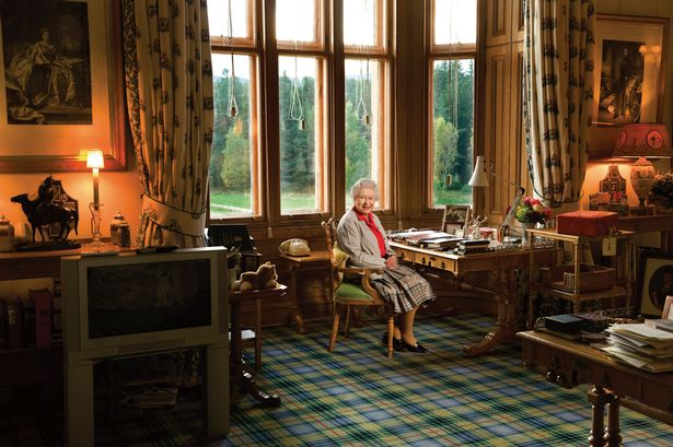 Inside Balmoral Castle The Queen S Summer Residence