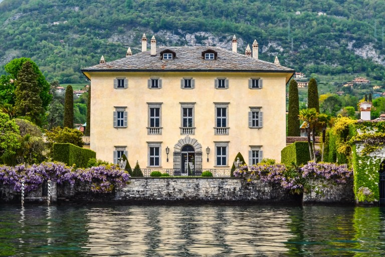 The Gallio Palazzo Lake Como Luxury Rental
