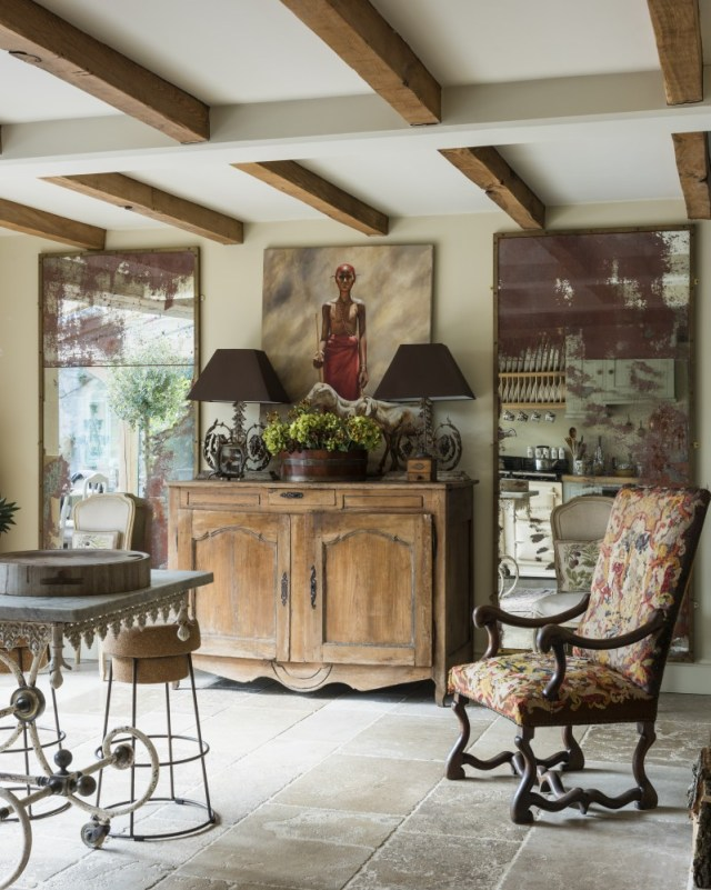 Gloucestershire Country House Decor Scene Therapy