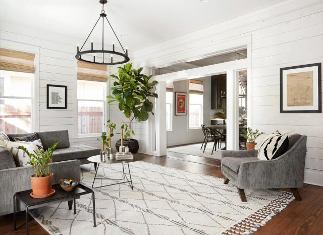 The Americana House From Fixer Upper Scene Therapy