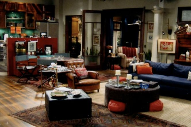 Will S Apartment From And Grace Old Scene Therapy