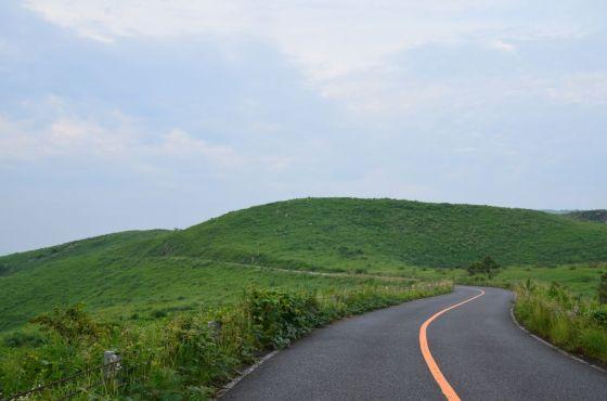 秋吉台公園線