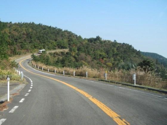 青山高原道路