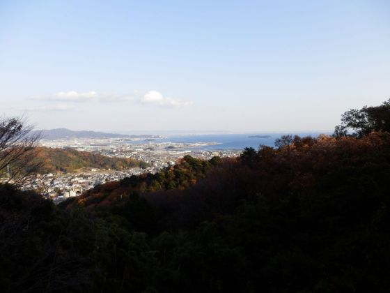 三ヶ根山スカイライン