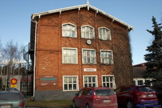 Nuutajärven vanha lasitehdas