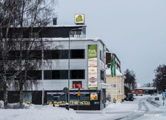 EN: Park Hotel Tornio