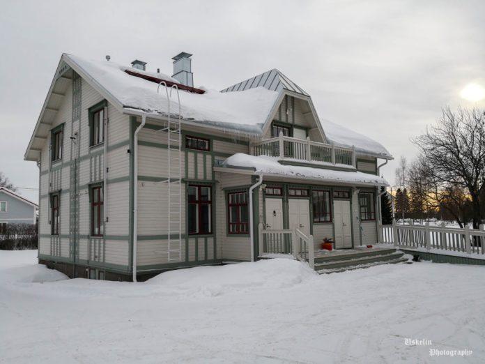 Penttilän talo