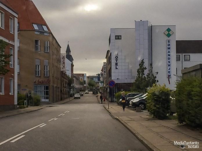 Hotel Frederikshavn Sømandshjem – majapaikka lähellä satamaa