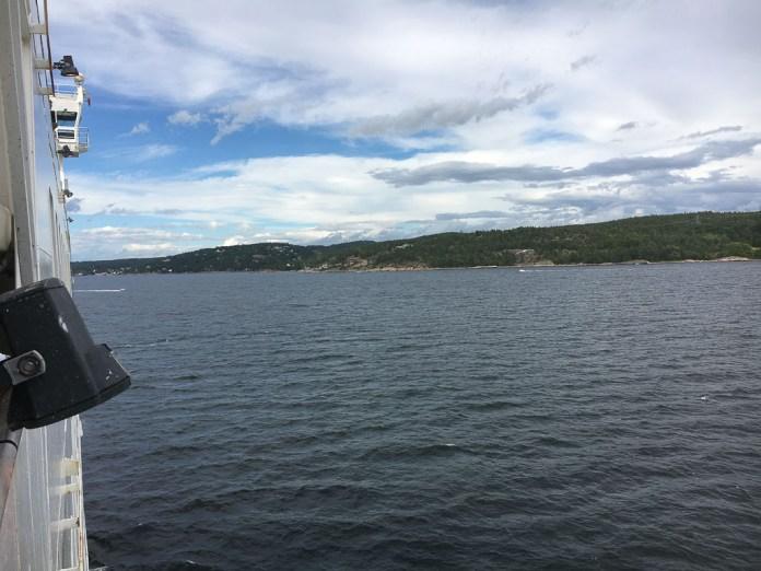 Oslo sea