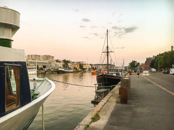 Matkailuinfoa – Miten Turkuun pääsee?