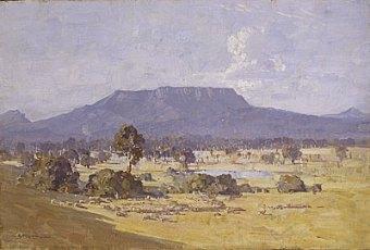 Arthur Streeton, 1926 Land of the Golden Fleece