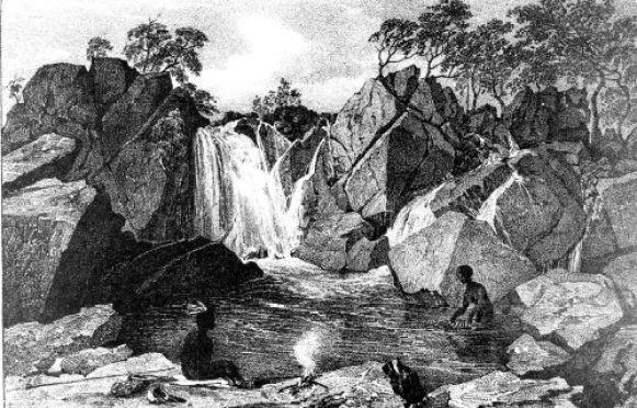 Mitchell Falls of Cobar PSC