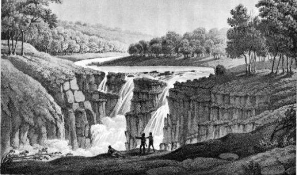 Oxley Bathurst's Falls PSC