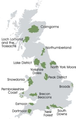 15-national-parks-in-England-Wales-and-Scotland