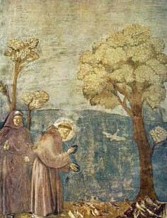 Giotto, Legend of St FrancisPS