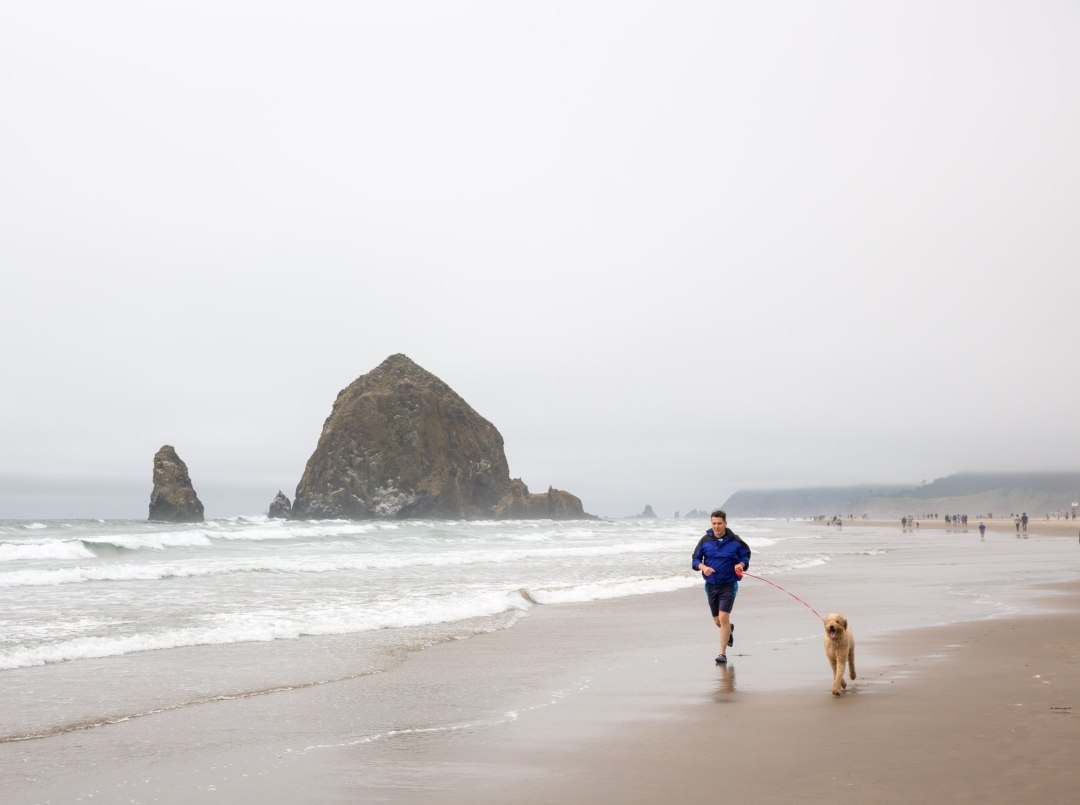 The Oregon Coast, mystical, moody, and beautiful all year round -- The PNW is perfect for adventure elopements!