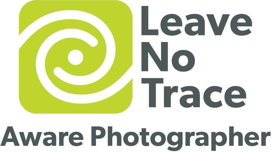 Adventure Elopement badge for Leave No Trace.