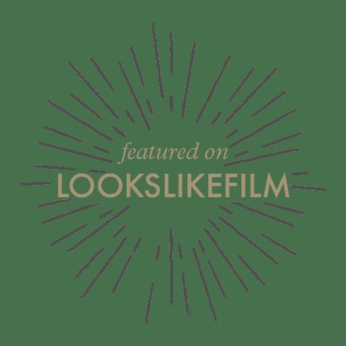 Featured on Looks Like Film