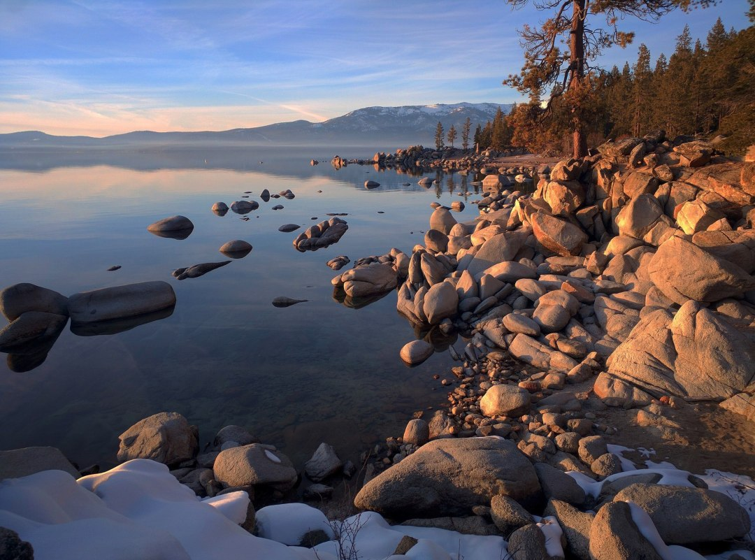 Lake Tahoe Elopement Location