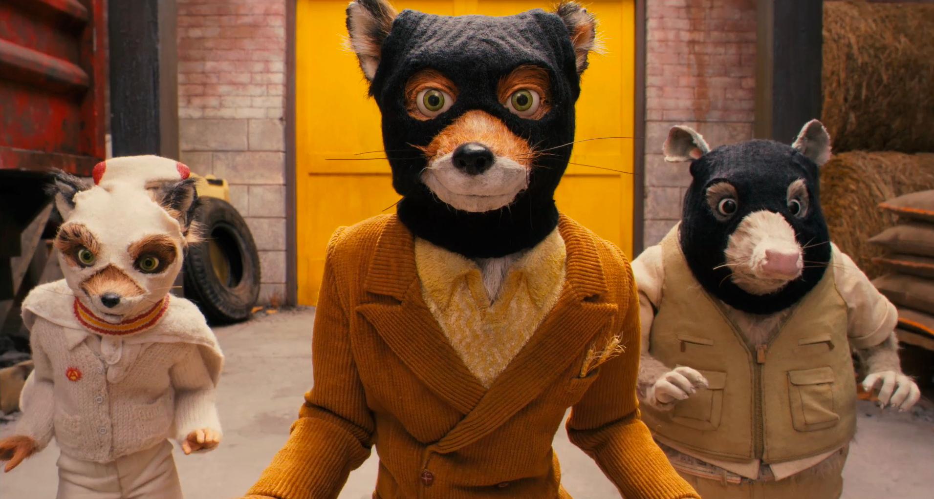Fantastic Mr Fox Scenome