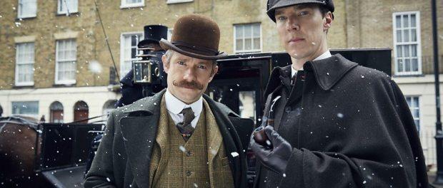 Sherlock & Watson from Sherlock - The Abominable Bride