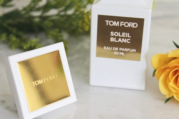 Soleil Blanc by Tom Ford: The Smell of Hot Skin