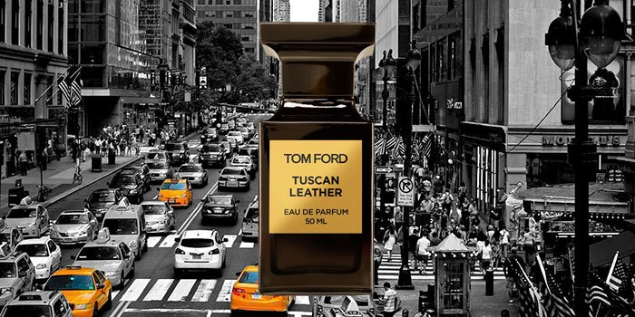 Tom Ford Tuscan Leather – A Tamed Leather