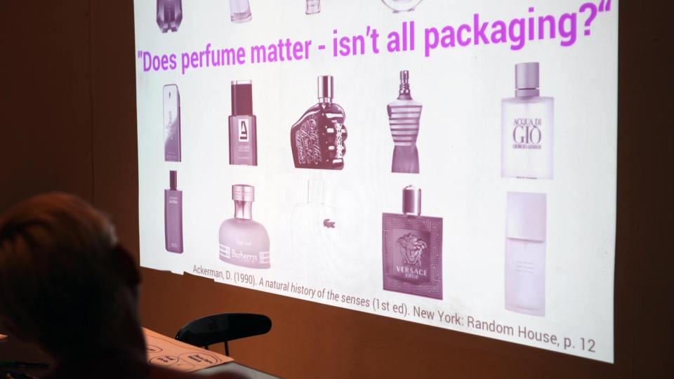 Constructive Criticism: Fueling Fragrance Interest