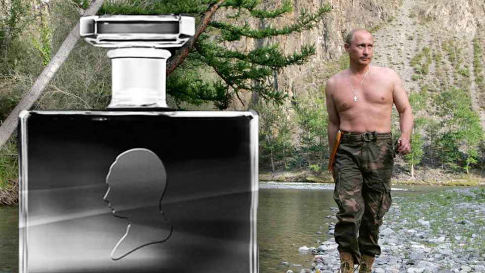 """You, Too, Can Smell Like Vladimir Putin"""