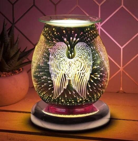 Angel Wings Wax Burner